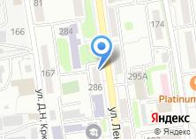 Компания «Домашняя выпечка» на карте