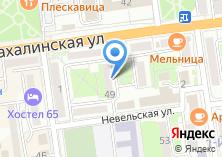 Компания «Клиника Доктора Д.А. Дегтярева» на карте