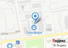 Компания «babysakh.ru» на карте