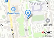 Компания «Орбита консультативно-сервисный центр» на карте