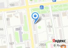 Компания «Архитек» на карте