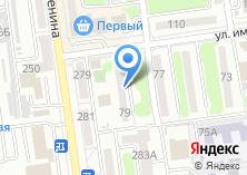 Компания «БЭС-ХИТ» на карте