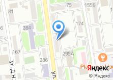 Компания «Red Corner» на карте