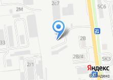Компания «Шиномонтажный сервис» на карте