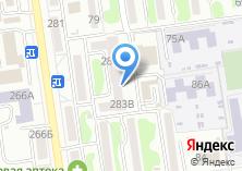 Компания «КБ БРИДЖ» на карте