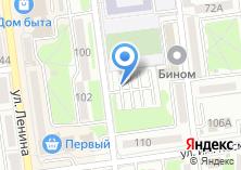 Компания «Лана 2000» на карте