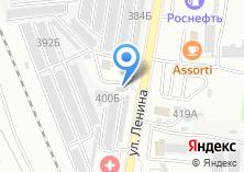 Компания «СахалинАВТО» на карте