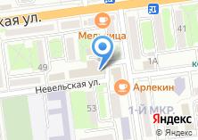 Компания «СитиПрофСтрой» на карте