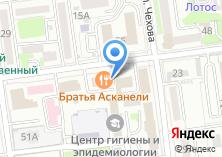 Компания «ФИНАНСОВАЯ КОМПАНИЯ ДАЛЬНИЙ ВОСТОК» на карте