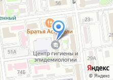 Компания «Институт коммунальной энергетики» на карте