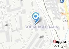 Компания «Автобаза транспортных строителей» на карте