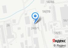 Компания «Кузов+» на карте