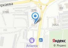 Компания «Альянс» на карте