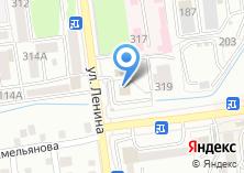 Компания «Сах ЗТ» на карте