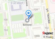 Компания «Фреш Промо Групп» на карте