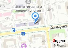 Компания «Бизнес-Персонал» на карте