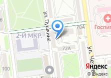 Компания «Сахалинская Медиа Группа» на карте