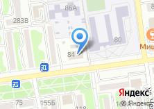 Компания «Городские бани» на карте
