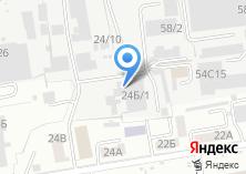 Компания «Якуб» на карте
