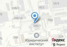 Компания «Авторемонт.nic» на карте