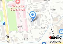Компания «Мега Транс Сервис-Сахалин» на карте
