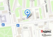 Компания «Парикмахерская на Пограничной» на карте