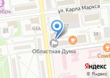 Компания «Сэ корё синмун» на карте