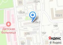 Компания «Строящийся жилой дом по ул. Пушкина» на карте