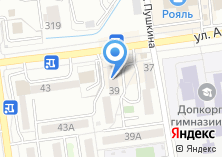 Компания «Городские автогрузоперевозки» на карте