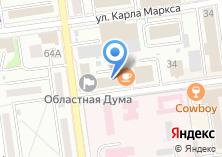 Компания «ПрофСервис - Плюс» на карте