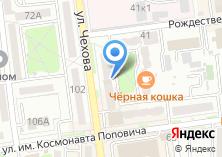 Компания «Энфорта» на карте