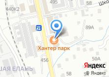 Компания «Хантер парк» на карте