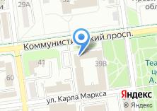 Компания «Молодежное правительство Сахалинской области» на карте