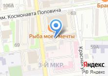 Компания «РентЭлит» на карте
