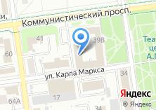 Компания «ГИПРОГАЗЦЕНТР проектный институт» на карте