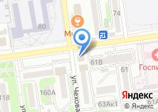 Компания «Россиянка» на карте