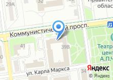 Компания «Кадастровый инженер Рыбаков А.С» на карте