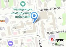 Компания «ОПС-Сервис» на карте