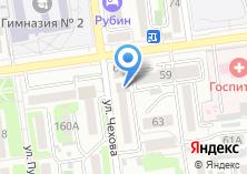 Компания «Компьютерный Салон» на карте
