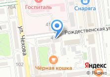 Компания «Сахалинская общественная организация бодибилдинга и фитнеса» на карте