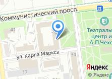 Компания «Застава» на карте