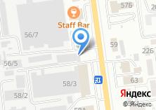 Компания «Комплексное снабжение» на карте