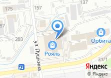 Компания «Miracle» на карте