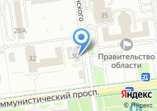 Компания «Адвокатский кабинет Кочетовой В.Г» на карте
