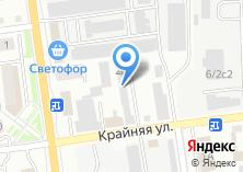 Компания «КВ АВТО» на карте