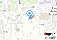 Компания «Авангард-С» на карте