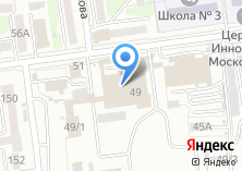 Компания «Автобусы на заказ» на карте