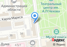 Компания «Сахалинская Гвардия» на карте