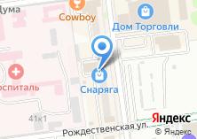 Компания «Европласт» на карте