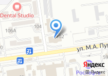 Компания «ЛЕКСАВТО» на карте